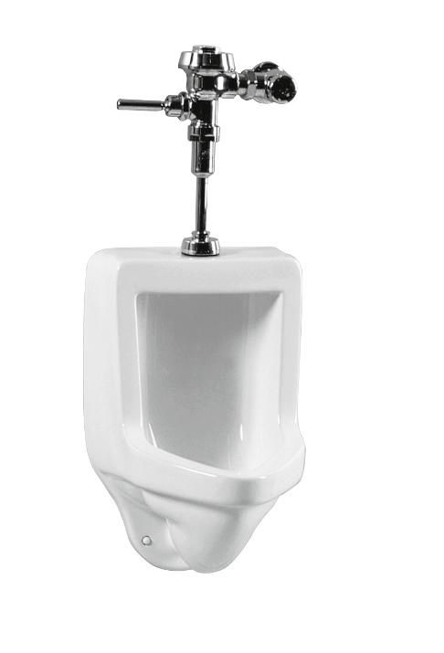 The Commercial Siphon Jet 4 LPF Urinal