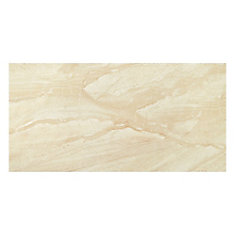 Bellview 12-inch x 24-inch Ceramic Floor and Wall Tile in Sea Cliff