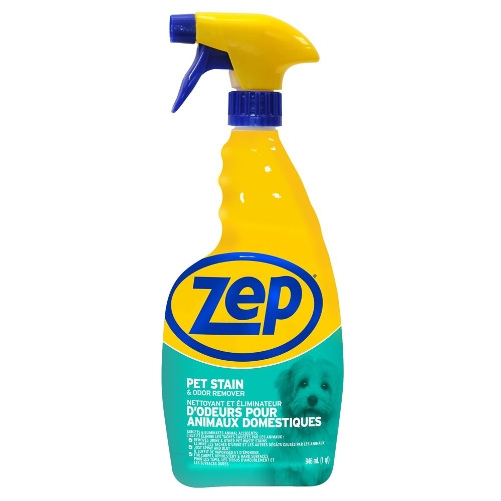 Pet Stain and Odor Remover- 946 ml