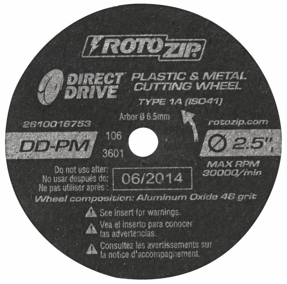 Direct Drive Cut-Off Wheels
