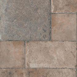 Home Decorators Collection Plancher encliquetable, stratifié, 15,5 po x 47,5 po, Pierre de Toscane bronze, 20,02 pi2/boîte