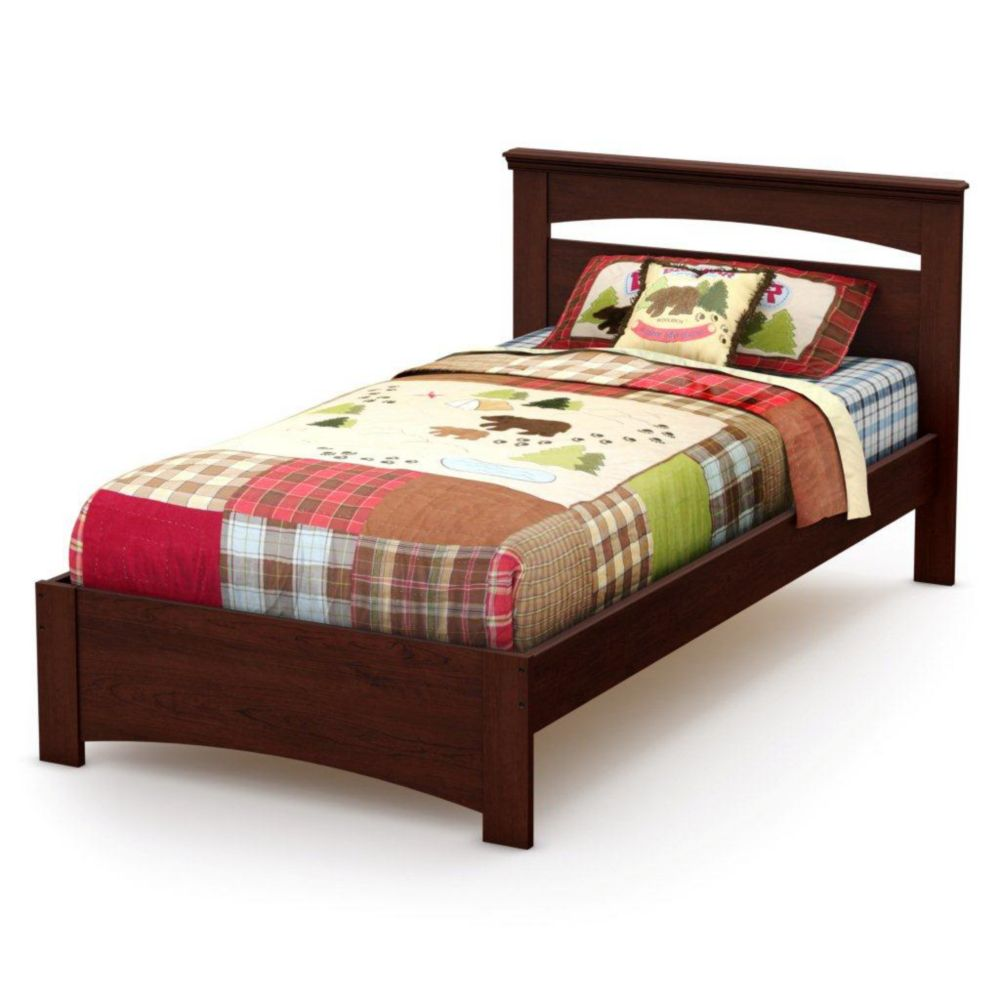 Tender Dreams Twin Bed Royal Cherry