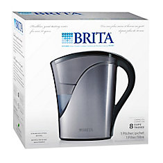 Brita Stainless Steel Pitcher