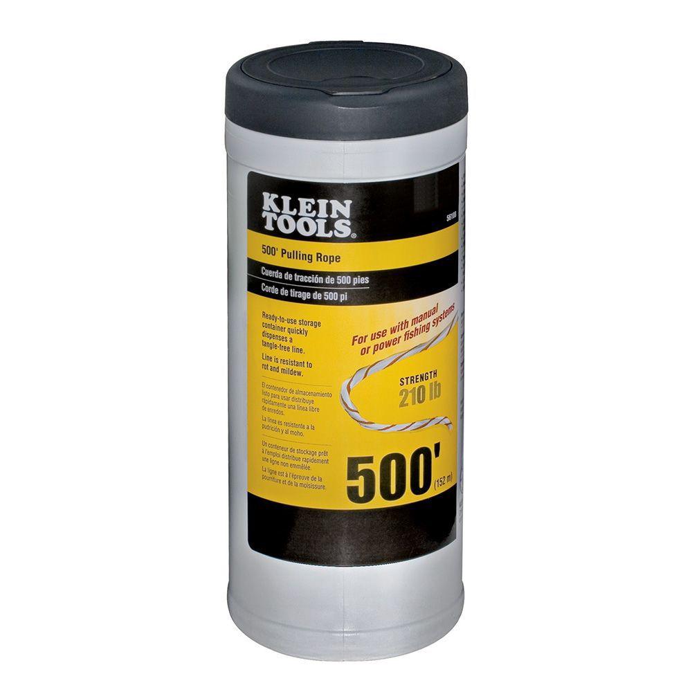 Ligne de tirage en polypropylène - 500 pi