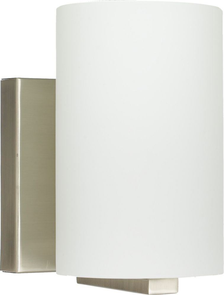 4-3/4 Inches Wall Sconce, Brushed Nickel Finish