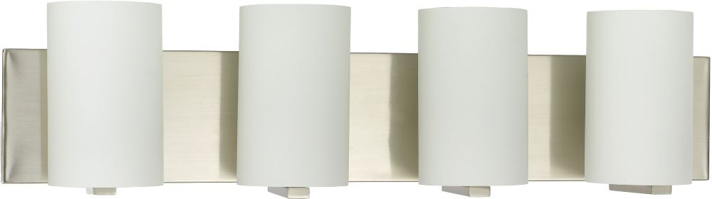 26-3/4 Inches Wall Sconce, Brushed Nickel Finish