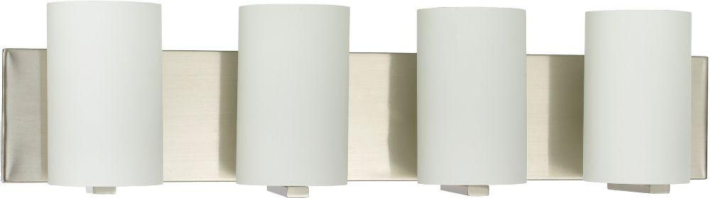 67,95cm accessoires de meuble-lavabo, fini nickel brossé