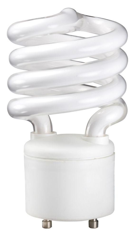 GU 24 Mini Twister 18W = 75W blanc doux (2700K)