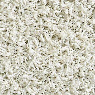 Comfort White 5 Ft X 7 Indoor Rectangular Area Rug