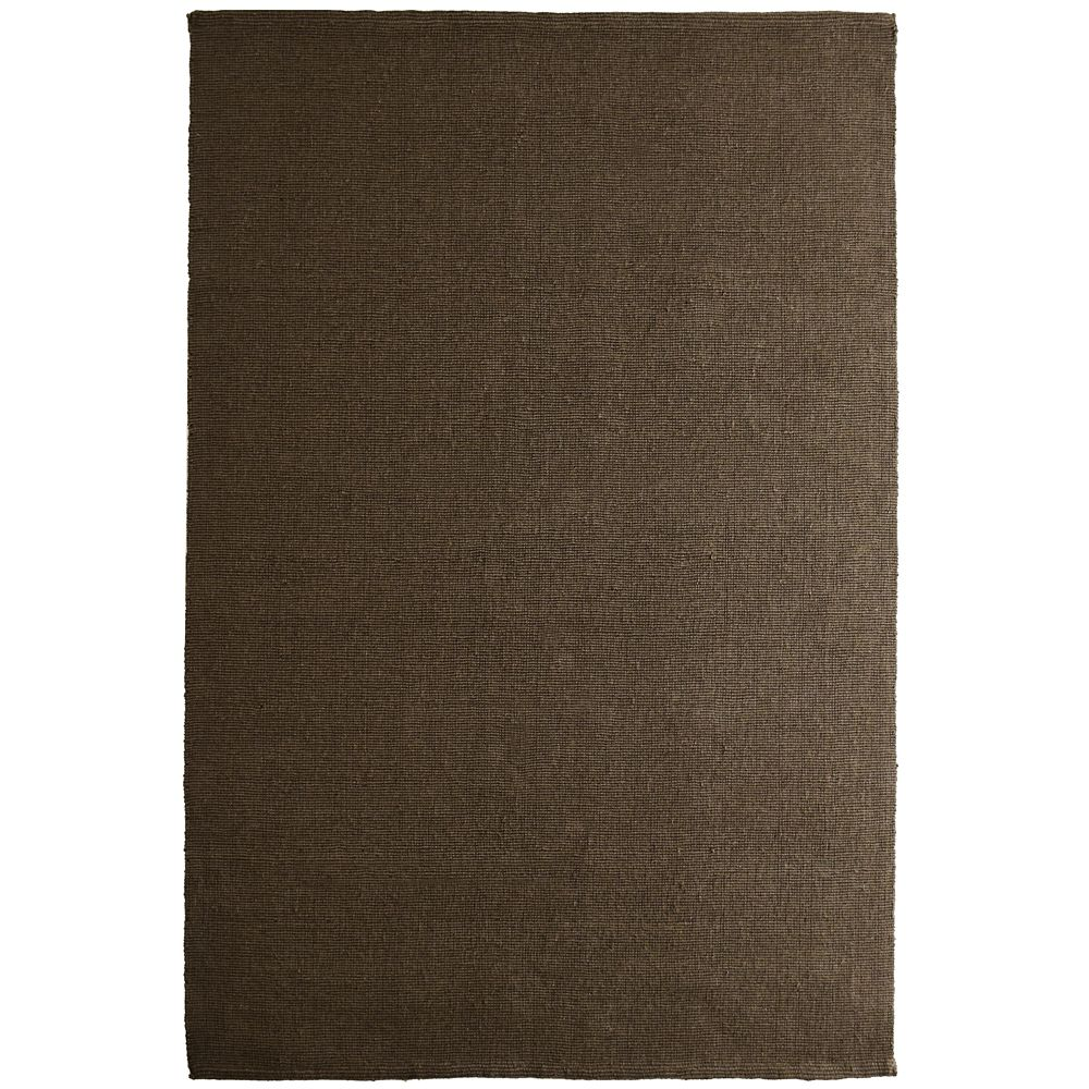 Espresso Natural Chic 5 Ft. x 7 Ft. 6 In. Area Rug