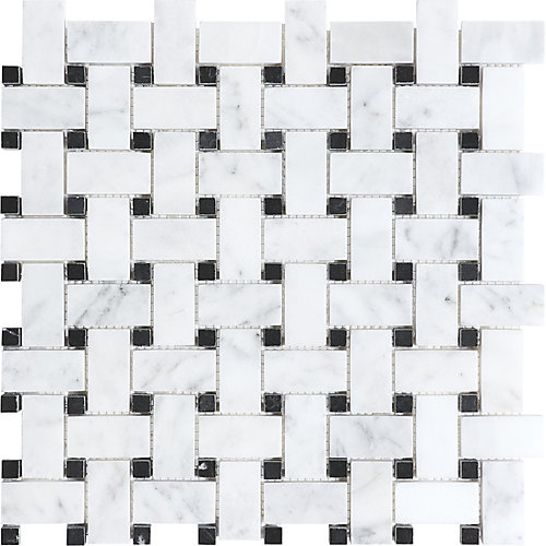 black and white pictures for bathroom home depot basketweave tile tile design ideas 25135