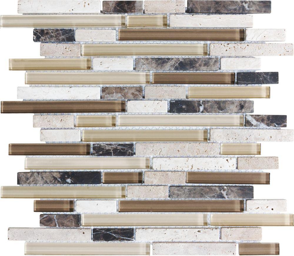 Portabella Glass Blend Linear Strips