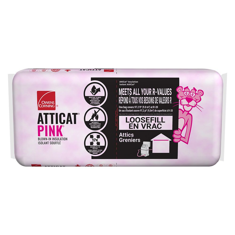 AttiCat Expanding Blown-In Insulation System