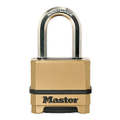 Magnum Resettable Combination 2 In. With 1-1/2 In. Shackle