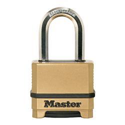 "Master Lock Master Lock Magnum 2"" Cadenas à combinaison interchangeable with 1-1/2"" l'arceau"
