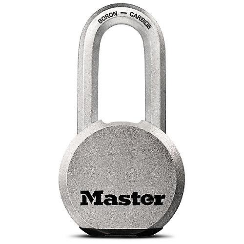 """Master Lock Magnum Cadenas corps en acier 2-1/2"""" with 2"""" l'arceau"""