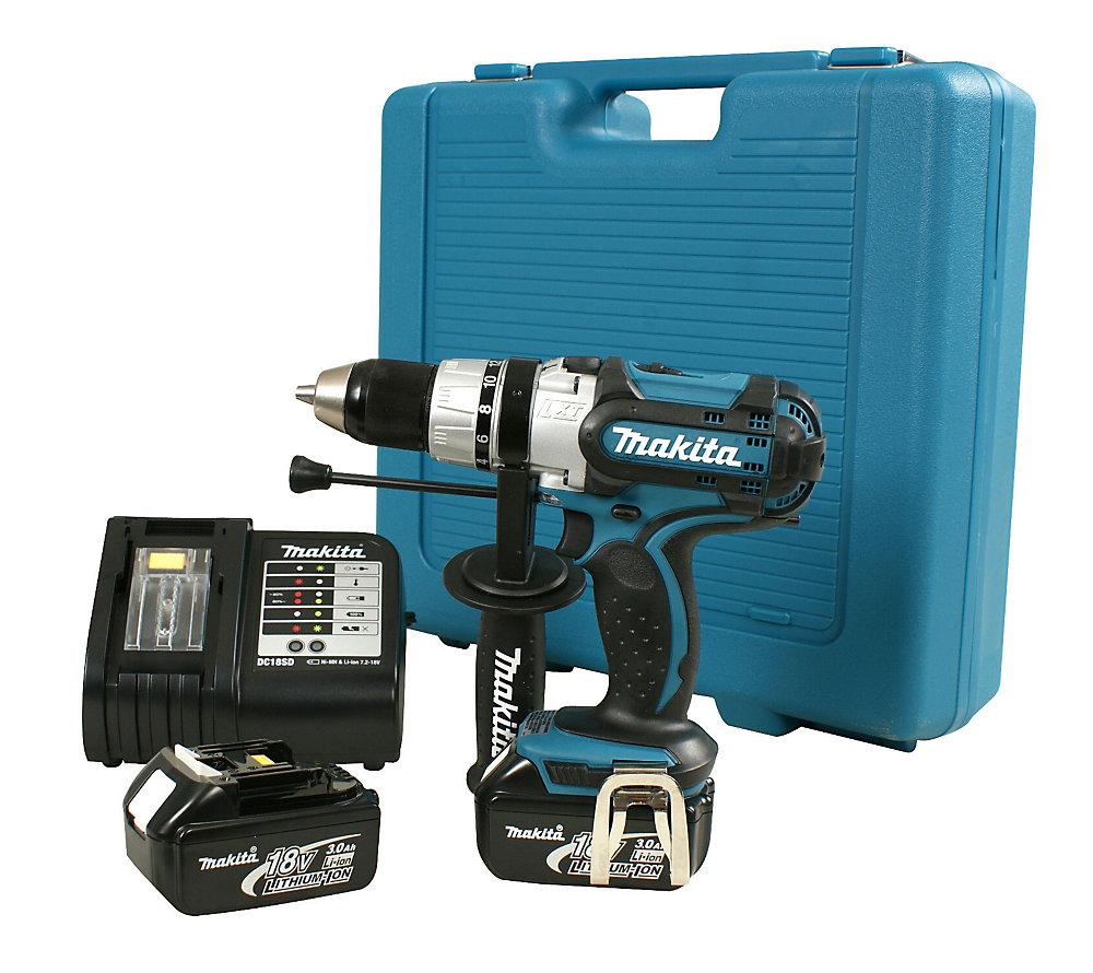 1/2 Cordless Hammer Driver Drill (18V - 20V max)
