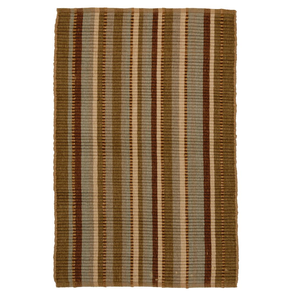 Lanart Rug Jaipur Brown 2 ft. 3-inch x 4 ft. Indoor Contemporary Rectangular Mat