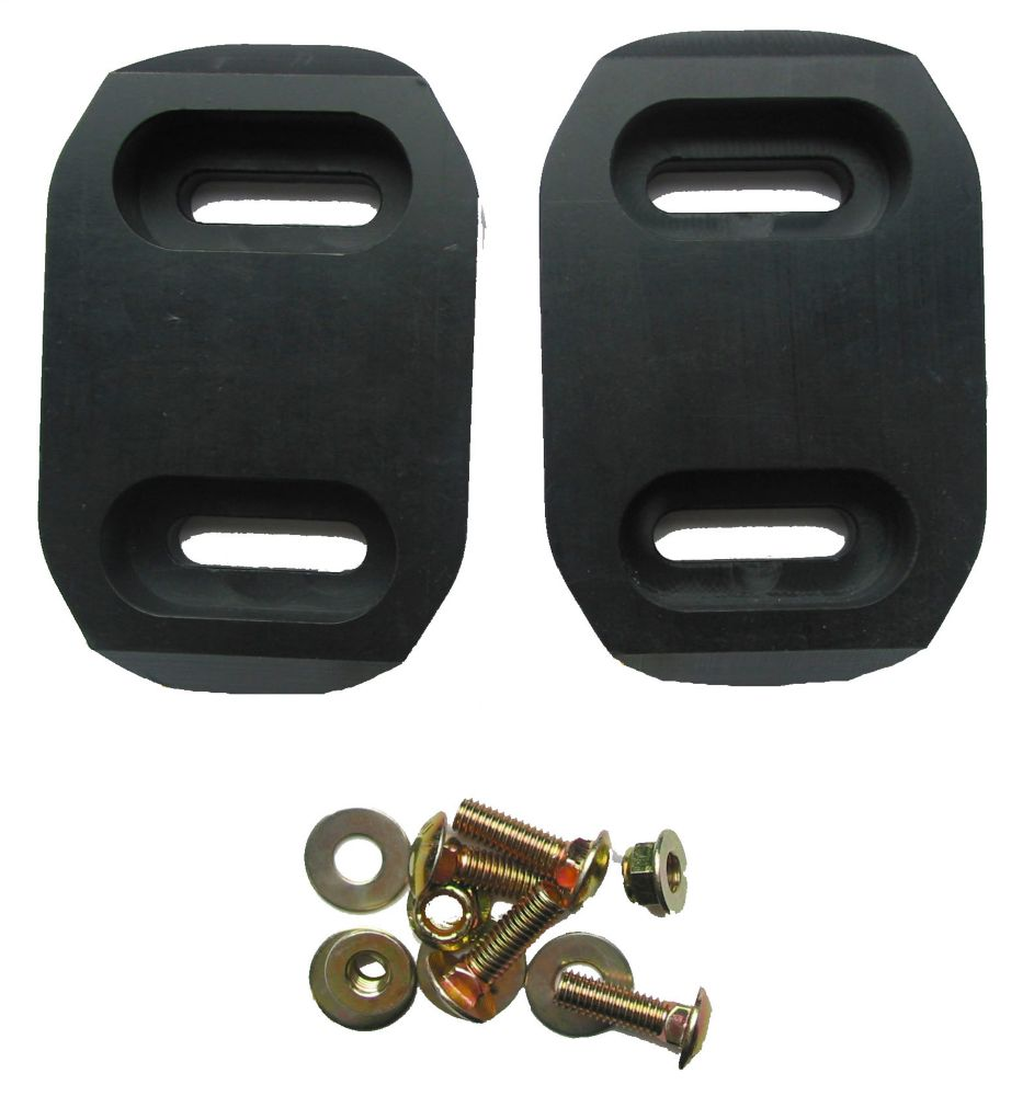 Non-Abrasive Skid Shoes- 2 pack