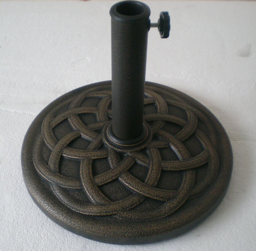 Resin Umbrella Base