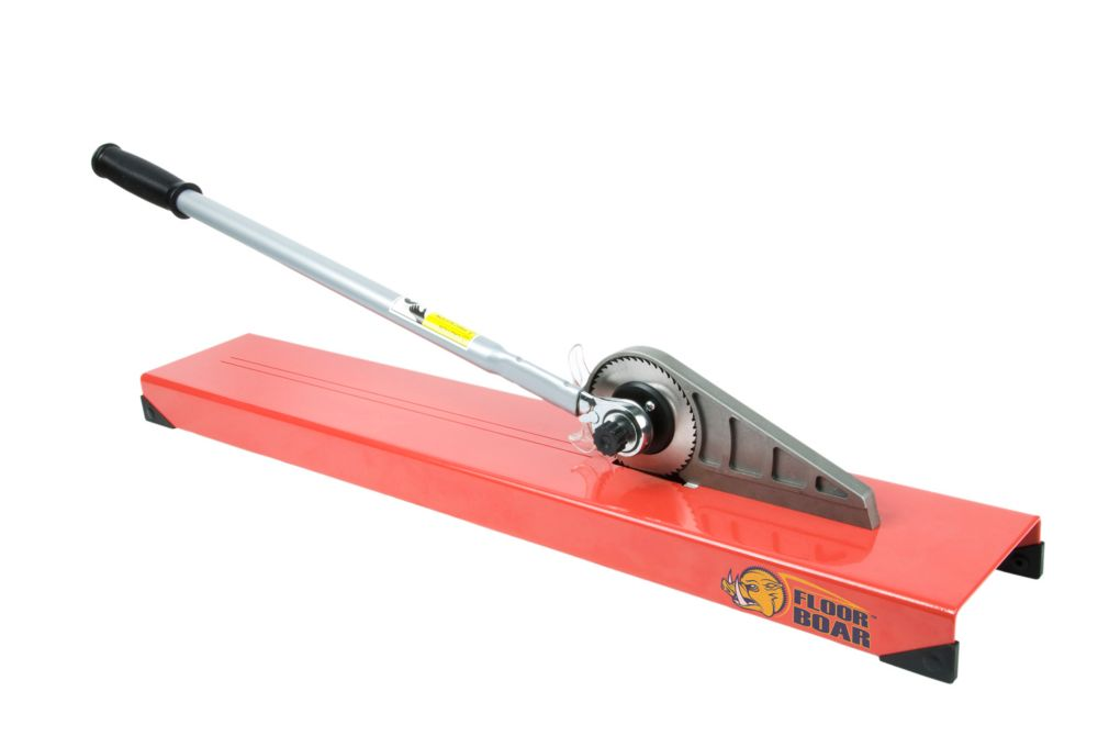 Roberts Floor Boar Laminate Cutter With Manual Dust Free