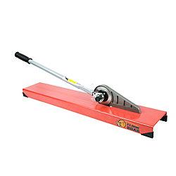 Roberts Coupe Plancher Lamellé Floor Boar Fonctionnement Manuel, Coupe Planchers Lamellés 12 mm d'Épaisseur