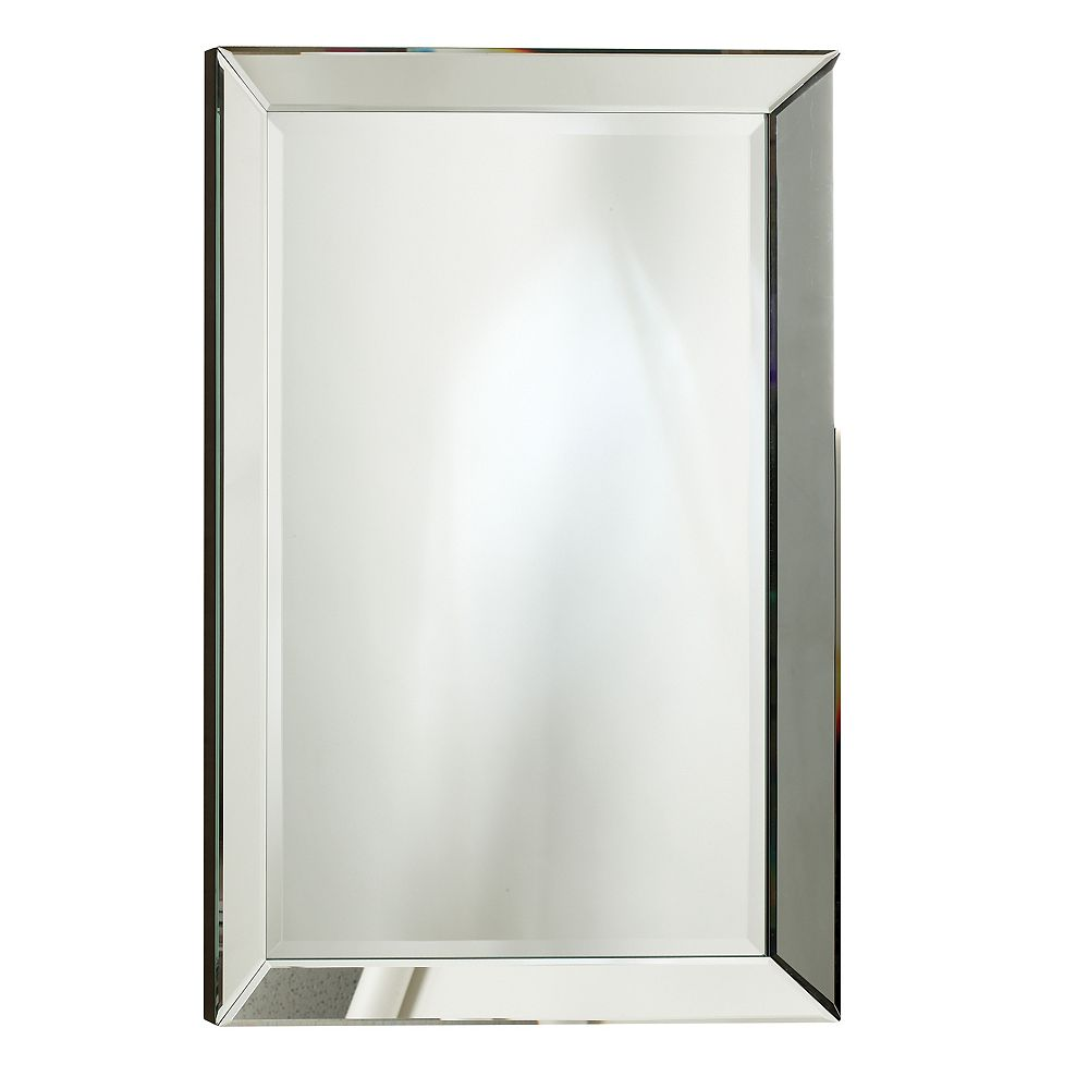 The Tangerine Mirror Company The Royal 30-inch x 70-inch Mirror on Mirror