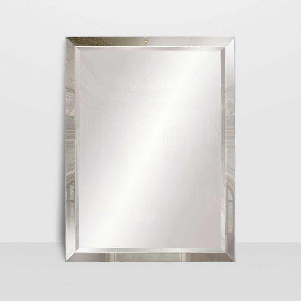 Simple Preston Mirror At BrookstoneBuy Now