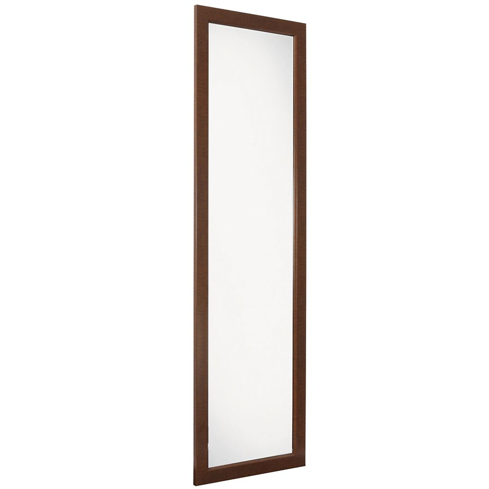 Erias home designs miroir de porte raven 15 po x 51 po for Porte home depot
