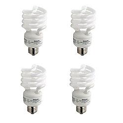 Philips LFC Mini Twister EnergySaver 23W = 100W Blanc brilliant (5000K) 4/paq.
