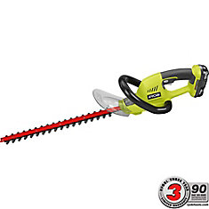 18V ONE+ 18-Inch Lithium-Ion Cordless Hedge Trimmer with 1.3 Ah Battery and Charger