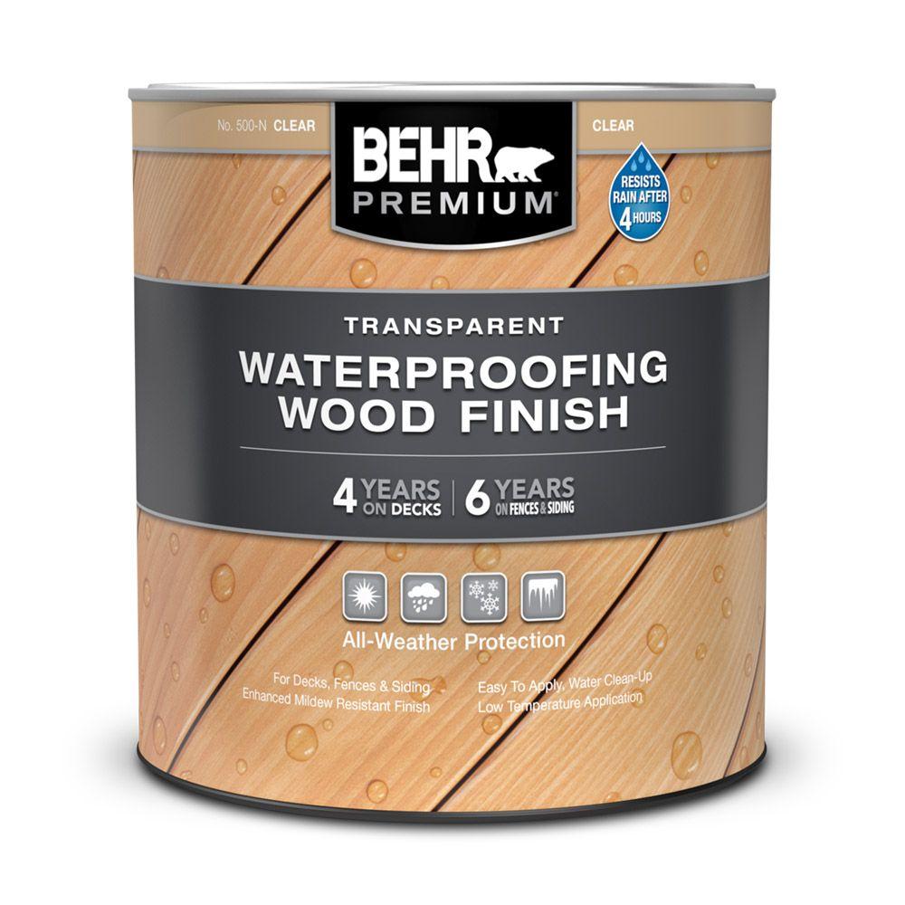Imperméabilisant Pour Terrasse : teintures et protecteurs pour bois home depot canada ~ Premium-room.com Idées de Décoration