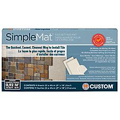 SimpleMat Tile Setting Mat