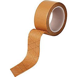 Roberts Ruban Adhésif en Acrylique à Double Face pour Tapis de 48mm d'épaisseur, Rouleau de 22.86m