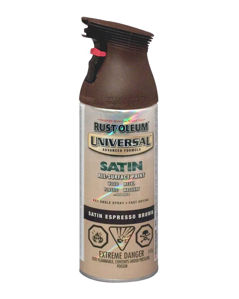 Universal Satin Espresso Brown