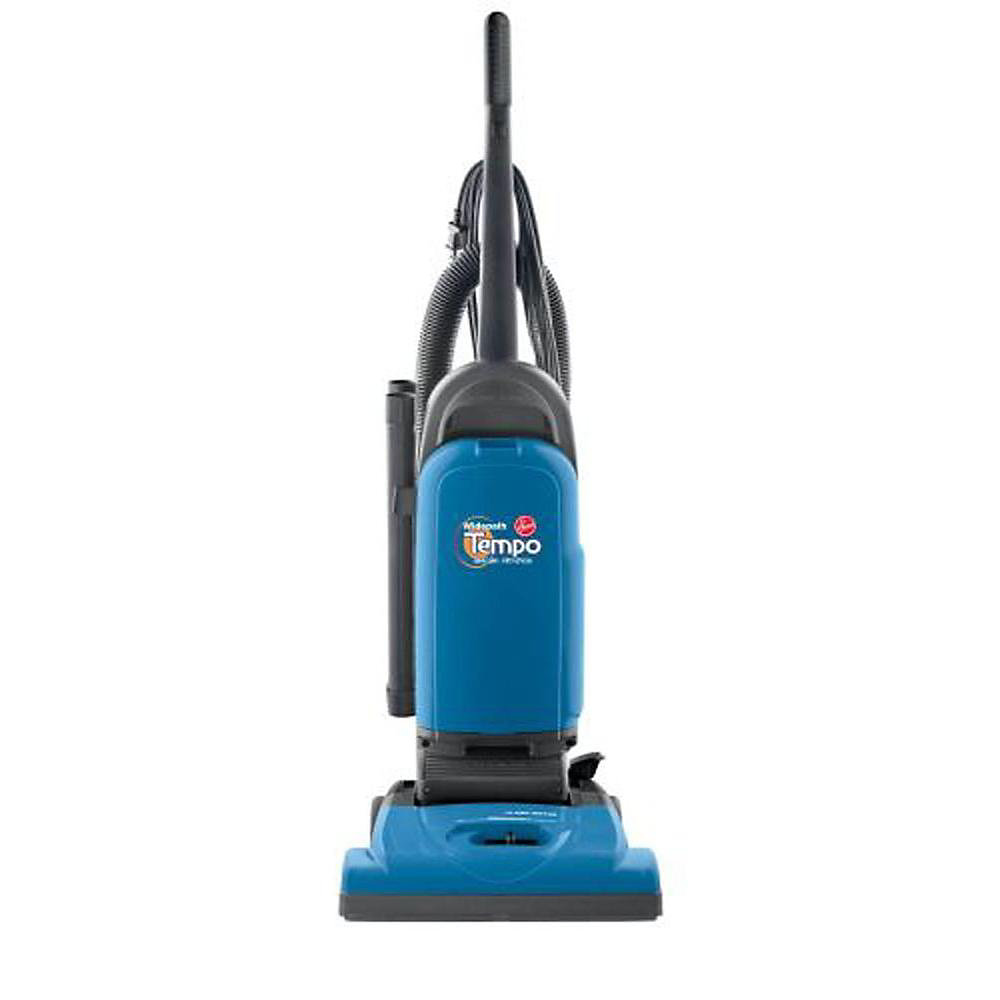 Tempo Widepath Bagged Vacuum