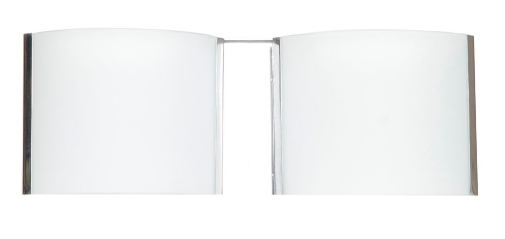 12-1/2 Inches Wall Sconce, Chrome Finish