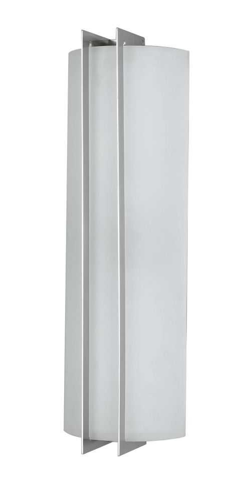 5-1/2 Inches Wall Sconce, Brushed Nickel Finish