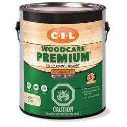 CIL Traite-Bois Premium Opaque Base pâle 3.60L-3014