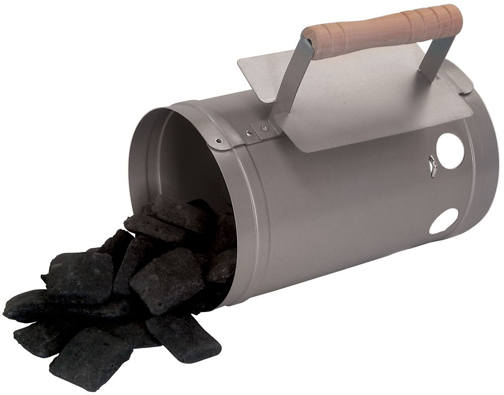 Grillpro Charcoal Chimney Starter The Home Depot Canada