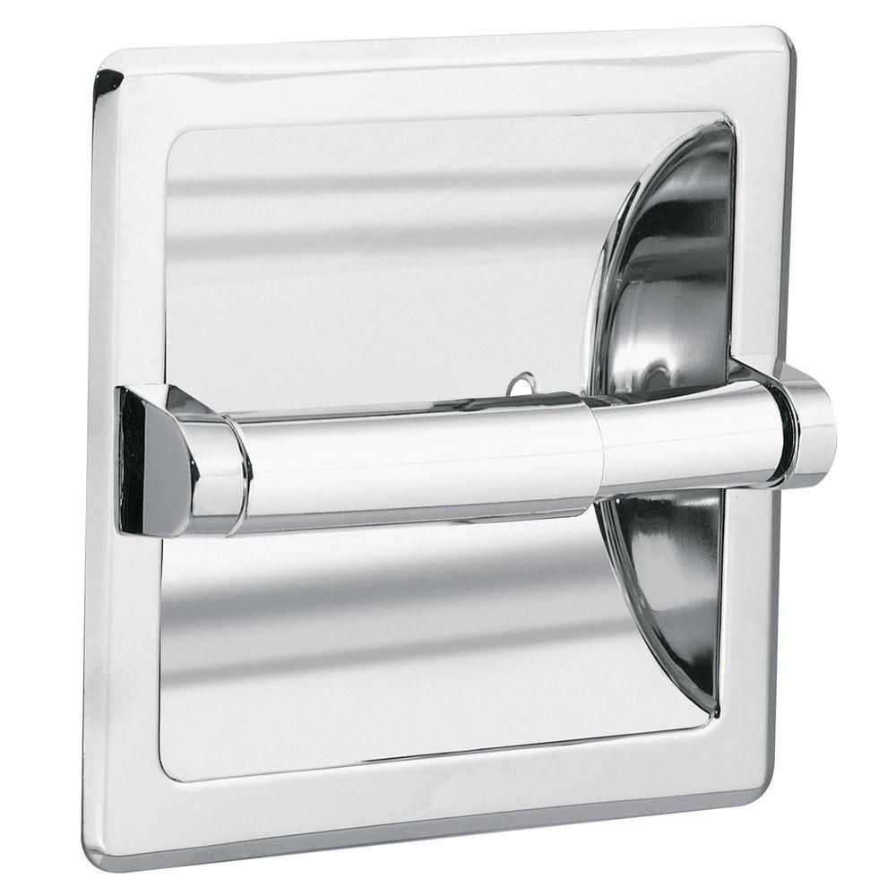 Moen Donner Recessed Toilet Paper Holder - Chrome