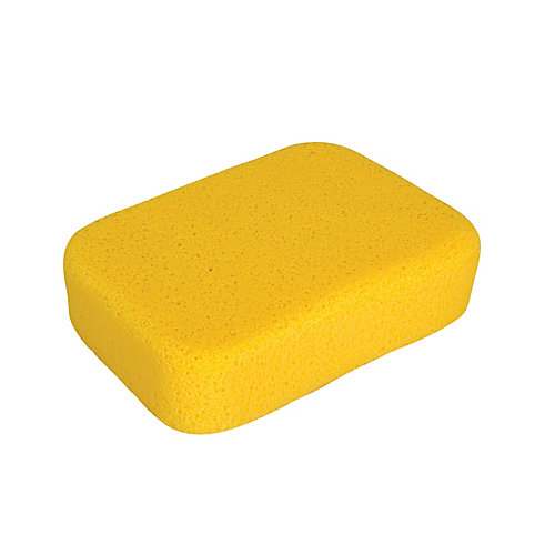 7-1/2 x 5-1/2 x 2 Inch Extra Large Sponge for Tile Grouting and Household Cleaning