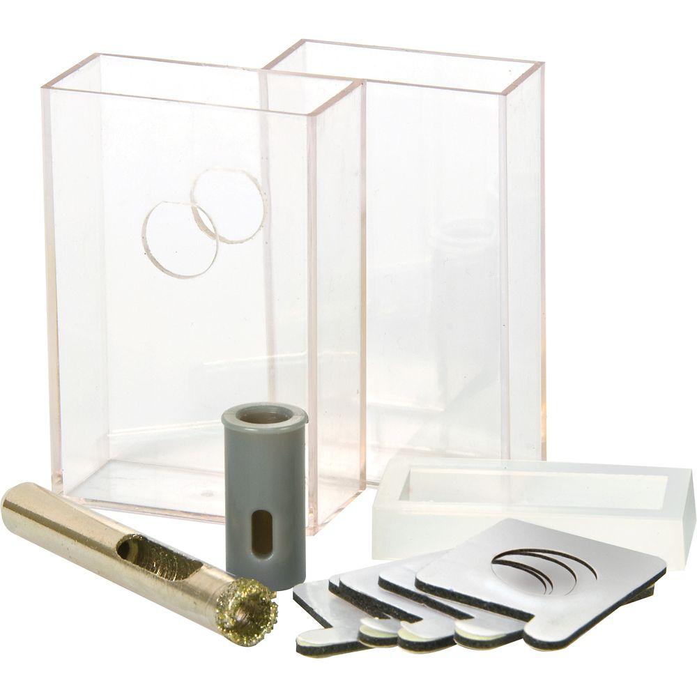 QEP 1/4-inch Diamond Drill Bit Kit