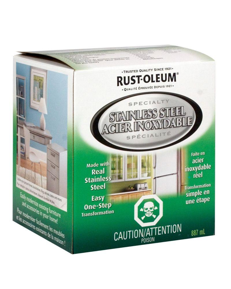 Rust-Oleum Stainless Steel 887Ml