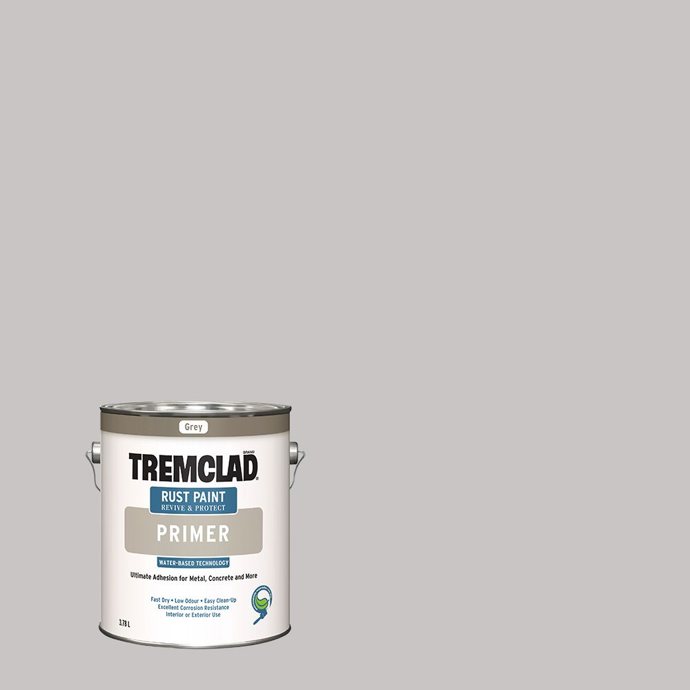 Tc Waterbase Grey Primer 3.78L