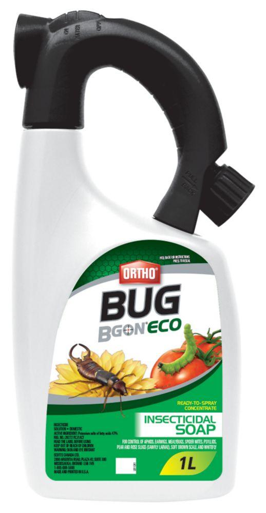 Ecosense Bug B Gon Insecticidal Soap 1 L Ready To Spray