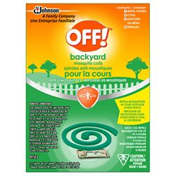 OFF Spirales anti-moustiques