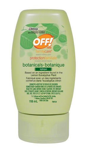 Botanicals Repellent
