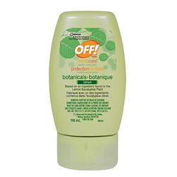 OFF LOTION INSECTIFUGE BOTANIQUE OFF! PROTECTIONFAMILIALE