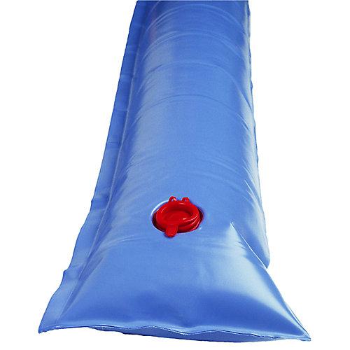 Tube d'eau simple de 2,4 m (8 pi) pour couverture d'hivernage de piscine